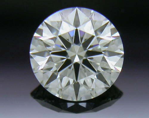 0.323 ct G SI1 A CUT ABOVE® Hearts and Arrows Super Ideal Round Cut Loose Diamond