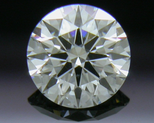0.321 ct G SI1 A CUT ABOVE® Hearts and Arrows Super Ideal Round Cut Loose Diamond