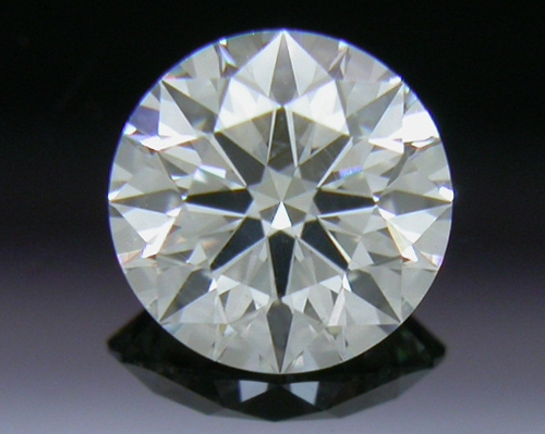 0.331 ct F SI2 A CUT ABOVE® Hearts and Arrows Super Ideal Round Cut Loose Diamond