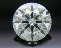 0.342 ct G SI1 A CUT ABOVE® Hearts and Arrows Super Ideal Round Cut Loose Diamond