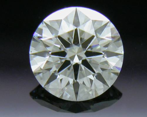 0.326 ct G VS2 A CUT ABOVE® Hearts and Arrows Super Ideal Round Cut Loose Diamond