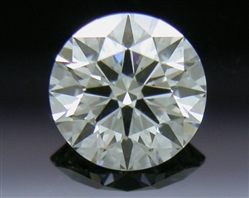 0.316 ct G SI2 A CUT ABOVE® Hearts and Arrows Super Ideal Round Cut Loose Diamond