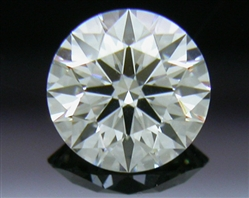 0.311 ct G VS2 A CUT ABOVE® Hearts and Arrows Super Ideal Round Cut Loose Diamond