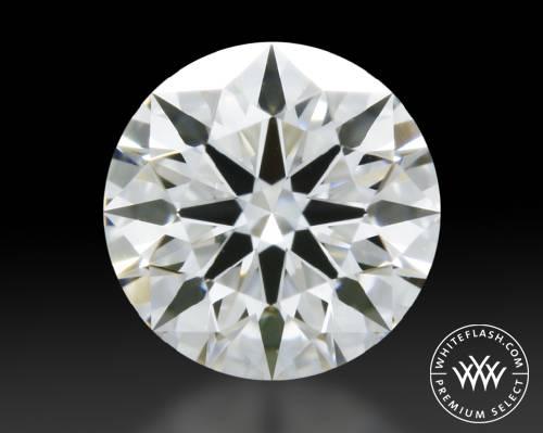 0.312 ct F VS2 Premium Select Round Cut Loose Diamond