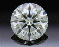 0.338 ct H VS1 A CUT ABOVE® Hearts and Arrows Super Ideal Round Cut Loose Diamond