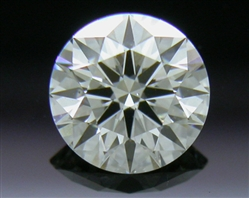 0.325 ct H VS2 A CUT ABOVE® Hearts and Arrows Super Ideal Round Cut Loose Diamond