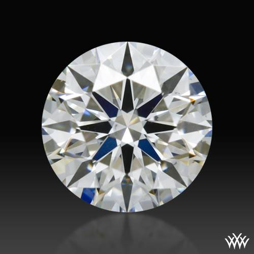 0.345 ct H VS2 A CUT ABOVE® Hearts and Arrows Super Ideal Round Cut Loose Diamond