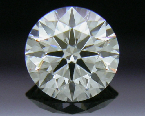 0.342 ct H VS1 A CUT ABOVE® Hearts and Arrows Super Ideal Round Cut Loose Diamond