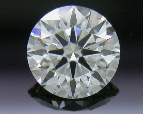0.401 ct G SI2 A CUT ABOVE® Hearts and Arrows Super Ideal Round Cut Loose Diamond