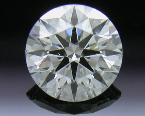 0.44 ct G VS2 A CUT ABOVE® Hearts and Arrows Super Ideal Round Cut Loose Diamond