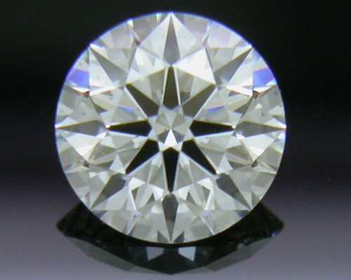 0.412 ct H SI1 A CUT ABOVE® Hearts and Arrows Super Ideal Round Cut Loose Diamond