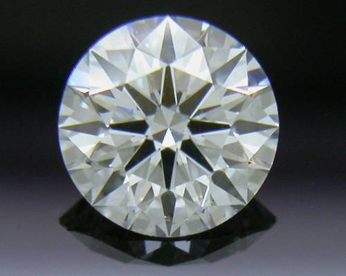 0.412 ct F SI1 A CUT ABOVE® Hearts and Arrows Super Ideal Round Cut Loose Diamond