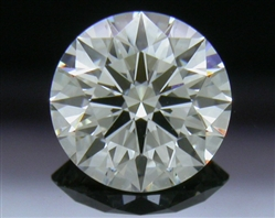 0.587 ct I VS2 A CUT ABOVE® Hearts and Arrows Super Ideal Round Cut Loose Diamond