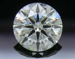0.50 ct H VS2 A CUT ABOVE® Hearts and Arrows Super Ideal Round Cut Loose Diamond