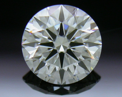 0.592 ct H VS2 A CUT ABOVE® Hearts and Arrows Super Ideal Round Cut Loose Diamond