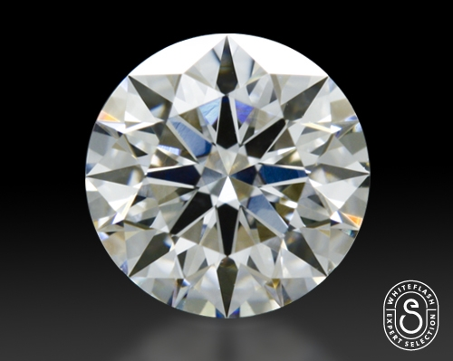 0.583 ct F SI1 Expert Selection Round Cut Loose Diamond