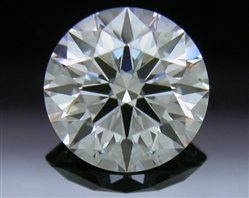 0.64 ct G SI1 A CUT ABOVE® Hearts and Arrows Super Ideal Round Cut Loose Diamond