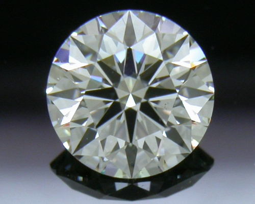 0.543 ct H VS2 A CUT ABOVE® Hearts and Arrows Super Ideal Round Cut Loose Diamond
