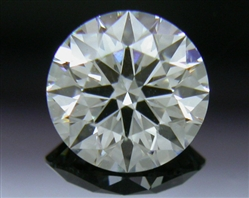 0.545 ct I VS2 A CUT ABOVE® Hearts and Arrows Super Ideal Round Cut Loose Diamond