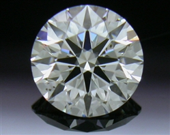 0.612 ct H SI1 A CUT ABOVE® Hearts and Arrows Super Ideal Round Cut Loose Diamond