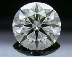 1.02 ct H VVS1 A CUT ABOVE® Hearts and Arrows Super Ideal Round Cut Loose Diamond