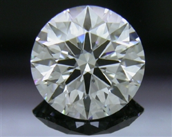 1.257 ct F VVS2 A CUT ABOVE® Hearts and Arrows Super Ideal Round Cut Loose Diamond