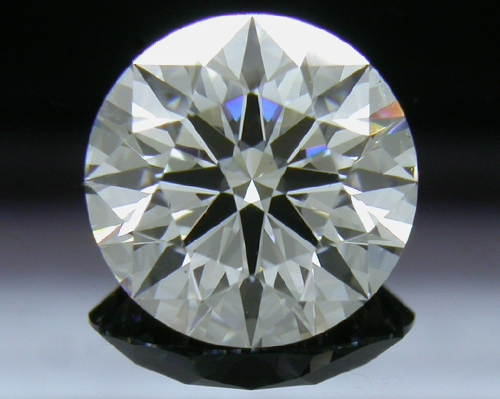 1.562 ct G VS2 A CUT ABOVE® Hearts and Arrows Super Ideal Round Cut Loose Diamond
