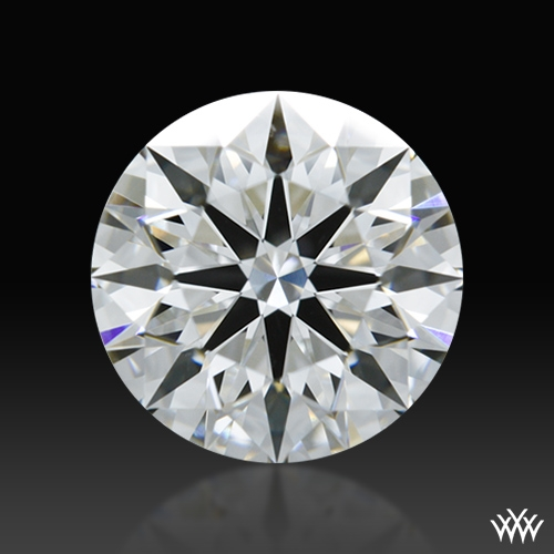 1.241 ct G VS1 A CUT ABOVE® Hearts and Arrows Super Ideal Round Cut Loose Diamond
