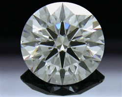 1.213 ct G VS1 A CUT ABOVE® Hearts and Arrows Super Ideal Round Cut Loose Diamond