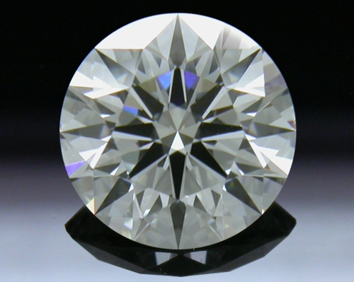 1.204 ct H VVS2 A CUT ABOVE® Hearts and Arrows Super Ideal Round Cut Loose Diamond