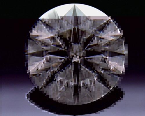 1.206 ct I VVS2 A CUT ABOVE® Hearts and Arrows Super Ideal Round Cut Loose Diamond