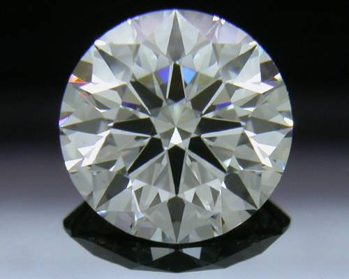 1.21 ct I VS2 A CUT ABOVE® Hearts and Arrows Super Ideal Round Cut Loose Diamond
