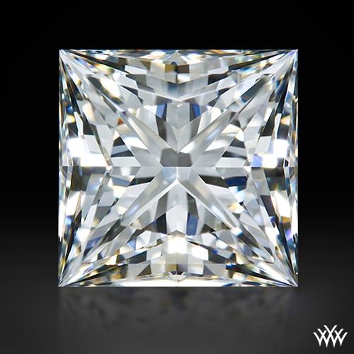 0.828 ct I VVS1 Expert Selection Princess Cut Loose Diamond