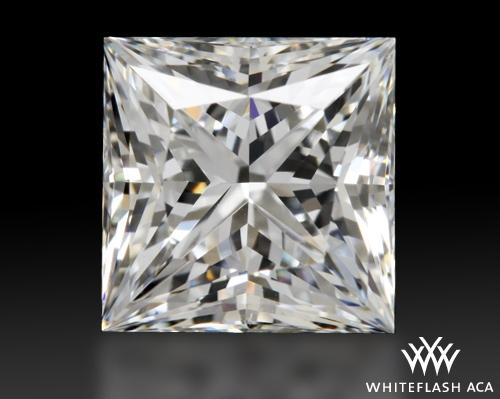 1.47 ct G VS1 A CUT ABOVE® Princess Super Ideal Cut Diamond