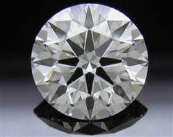 1.51 ct H SI1 A CUT ABOVE® Hearts and Arrows Super Ideal Round Cut Loose Diamond