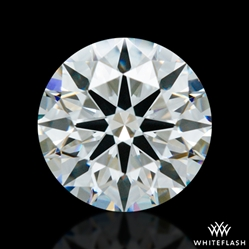 1.258 ct F VVS2 A CUT ABOVE® Hearts and Arrows Super Ideal Round Cut Loose Diamond