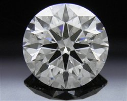 1.312 ct H SI1 A CUT ABOVE® Hearts and Arrows Super Ideal Round Cut Loose Diamond