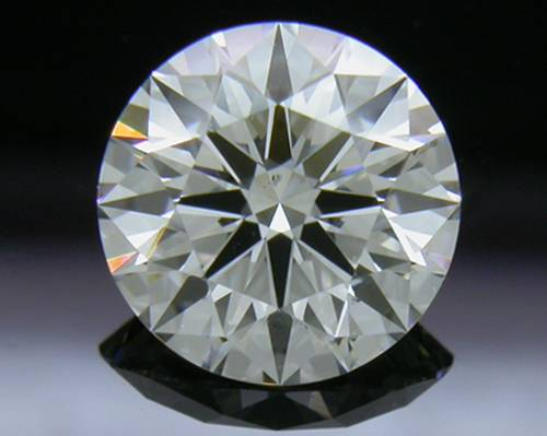 1.007 ct F SI1 Expert Selection Round Cut Loose Diamond