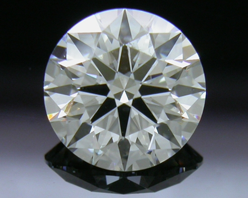 0.816 ct G VS1 A CUT ABOVE® Hearts and Arrows Super Ideal Round Cut Loose Diamond