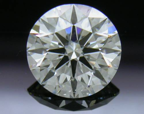 0.793 ct H SI1 A CUT ABOVE® Hearts and Arrows Super Ideal Round Cut Loose Diamond