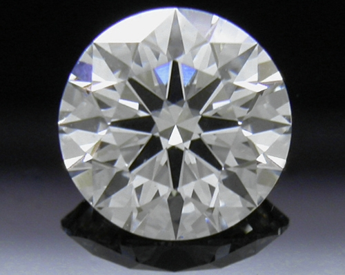 0.741 ct G VS1 A CUT ABOVE® Hearts and Arrows Super Ideal Round Cut Loose Diamond