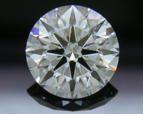 0.82 ct G SI1 A CUT ABOVE® Hearts and Arrows Super Ideal Round Cut Loose Diamond