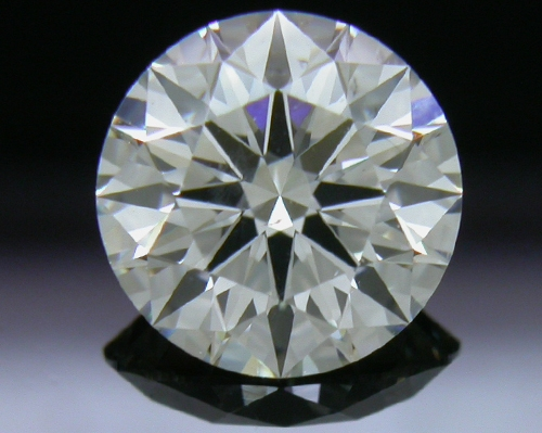 1.12 ct I SI1 A CUT ABOVE® Hearts and Arrows Super Ideal Round Cut Loose Diamond