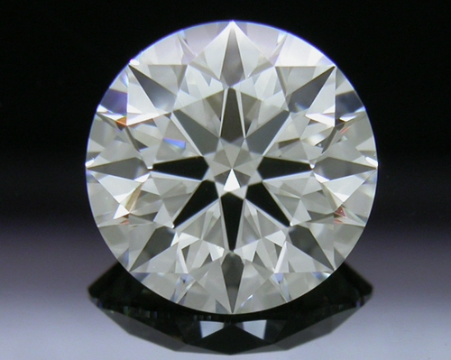 1.22 ct I VVS2 A CUT ABOVE® Hearts and Arrows Super Ideal Round Cut Loose Diamond