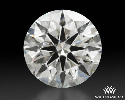 1.13 ct G VVS1 A CUT ABOVE® Hearts and Arrows Super Ideal Round Cut Loose Diamond