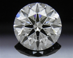 1.05 ct G SI2 A CUT ABOVE® Hearts and Arrows Super Ideal Round Cut Loose Diamond