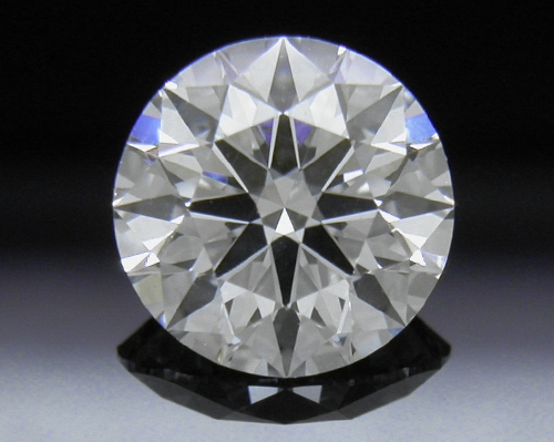 0.76 ct F VS2 A CUT ABOVE® Hearts and Arrows Super Ideal Round Cut Loose Diamond