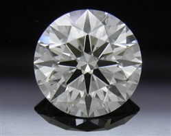 0.78 ct I VS2 A CUT ABOVE® Hearts and Arrows Super Ideal Round Cut Loose Diamond