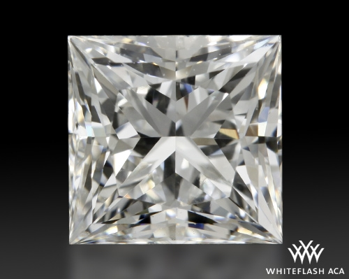 1.192 ct G VS1 A CUT ABOVE® Princess Super Ideal Cut Diamond
