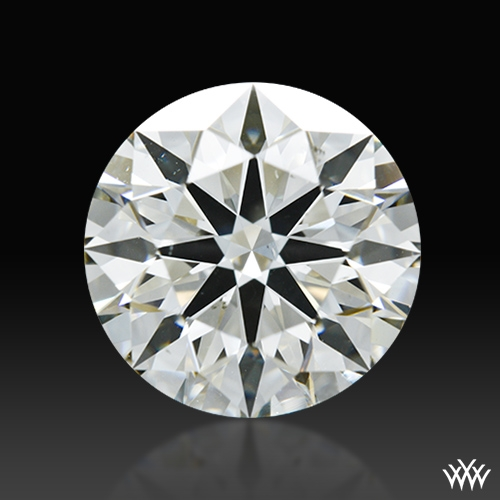 2.153 ct J SI1 A CUT ABOVE® Hearts and Arrows Super Ideal Round Cut Loose Diamond